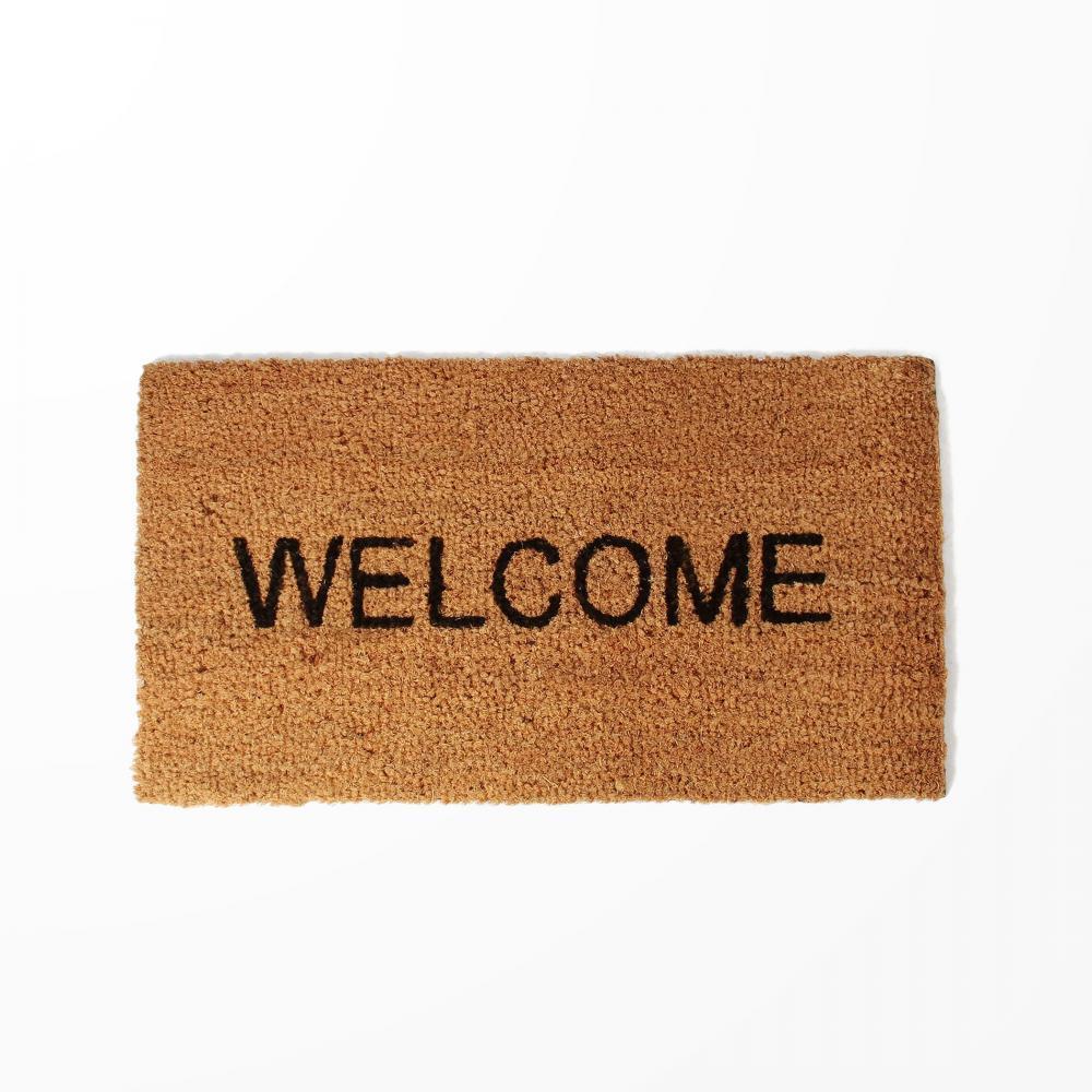 Welcome doormat main